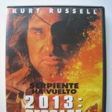 Cine: DVD - 2013 : RESCATE EN L.A.. Lote 137129214