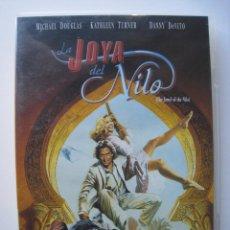 Cine: DVD - LA JOYA DEL NILO.. Lote 137129354