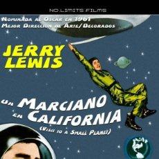 Cine - UN MARCIANO EN CALIFORNIA (NUEVO) - 137136142