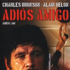 Cine: ADIOS AMIGO (NUEVO). Lote 137136642