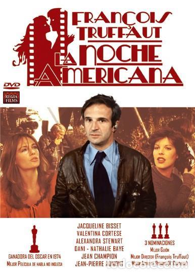 LA NOCHE AMERICANA (NUEVO) (Cine - Películas - DVD)