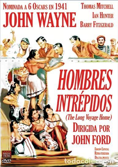 HOMBRES INTREPIDOS (NUEVO) (Cine - Películas - DVD)
