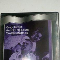 Cine: CHARADA, CON CARI GRANT Y AUDREY HEPBURN.. Lote 92191310
