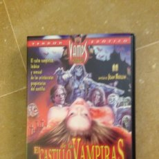 Cine: EL CASTILLO DE LAS VAMPIRAS (JEAN ROLLIN) DVD. Lote 137205817