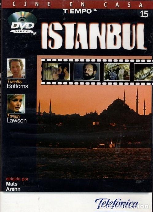 DVD ISTANBUL(TIMOTHY BOTTONS): ..AVENTURAS Y ROMANCE EN UNA MISTERIOSA CIUDAD segunda mano