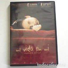 Cine: MI VIDA SIN MÍ DVD PELÍCULA ¿ DRAMA ? - ISABEL COIXET PREMIOS GOYA POLLEY LEONOR WATLING DE MEDEIROS. Lote 137306238