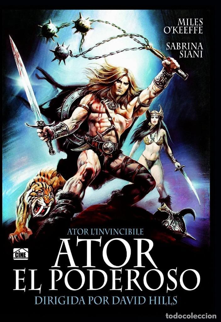 ATOR, EL PODEROSO (NUEVO) (Cine - Películas - DVD)