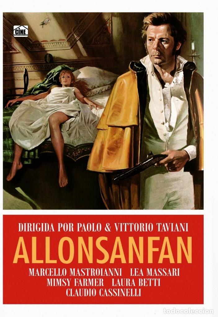 ALLONSANFAN (NUEVO) (Cine - Películas - DVD)