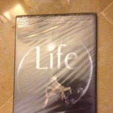 Cine: LIFE (PECES) BBC EARTH (DVD) PRECINTADO. Lote 137366000