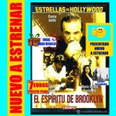Cine: EL ESPÍRITU DE BROOKLYN - DANNY AIELLO VINCENT SPANO MARIA GRAZIA CUCINOTTA - PRECINTADA. Lote 137367590