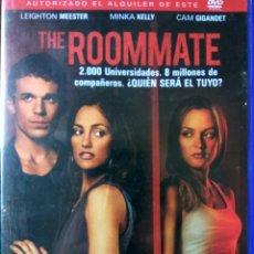 Cine: PELICULA DVD THE ROOMMATE CINE THRILLER. Lote 137368133