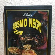 Cine: EL ABISMO NEGRO - DVD (1979) WALT DISNEY PICTURES. Lote 137393394