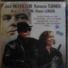 Cine: TODODVD: PRECINTADO. EL HONOR DE LOS PRIZZI. JOHN HUSTON 1985 (JACK NICHOLSON, KATHLEEN TURNER). Lote 137416510