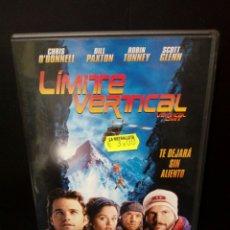 Cine: LÍMITE VERTICAL DVD. Lote 137420308
