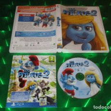 Cine: LOS PITUFOS 2 (CARA PITUFINA) - DVD - F5-SES 08967-I - SONY PICTURES - ¡ PITUSORPRENDENTE !. Lote 148228197