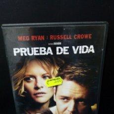 Cine: PRUEBA DE VIDA DVD. Lote 137441650