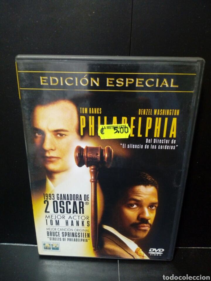 PHILADELPHIA DVD (Cine - Películas - DVD)