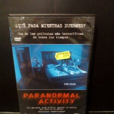 Cine: PARANORMAL ACTIVITY DVD. Lote 137483324