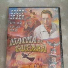 Cine: DVD. HACHA DE GUERRA. PRECINTADO.. Lote 137550621