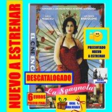 Cine: LA SPAGNOLA - UNA PELÍCULA DE STEVE JACOBS - LOLA MARCELI / LOURDES BARTOLOMÉ - NOMINADA OSCAR. Lote 137679698