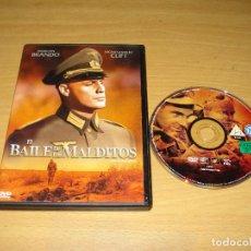 Cine: PELICULA DVD: EL BAILE DE LOS MALDITOS (MARLON BRANDO). AÑO 2006. MUY BUEN ESTADO.. Lote 137704946