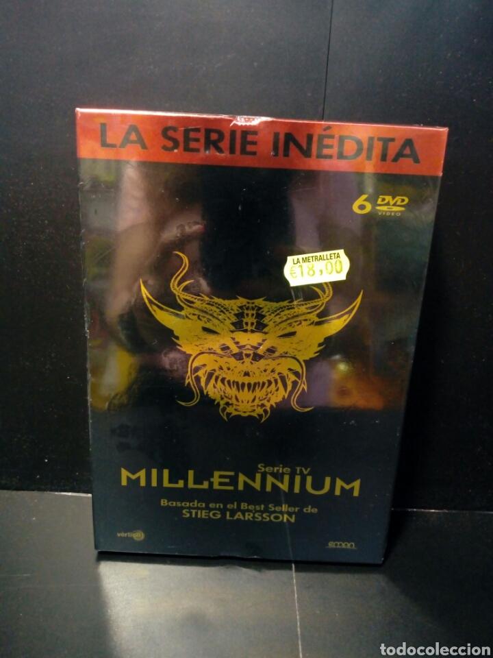 MILLENIUM (LA SERIE INÉDITA) DVD (Cine - Películas - DVD)