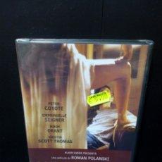 Cine: LUNAS DE HIEL DVD. Lote 137706292