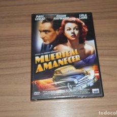 Cine: MUERTE AL AMANECER DVD SUSAN HAYWARD NUEVA PRECINTADA. Lote 269216018