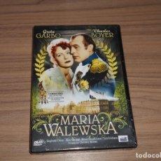 Cine: MARIA WALEWSKA DVD GRETA GARBO CHARLES BOYER NUEVA PRECINTADA. Lote 144193124
