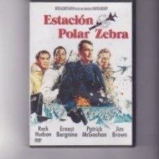 Cine: ESTACIÓN POLAR ZEBRA.. Lote 137780546