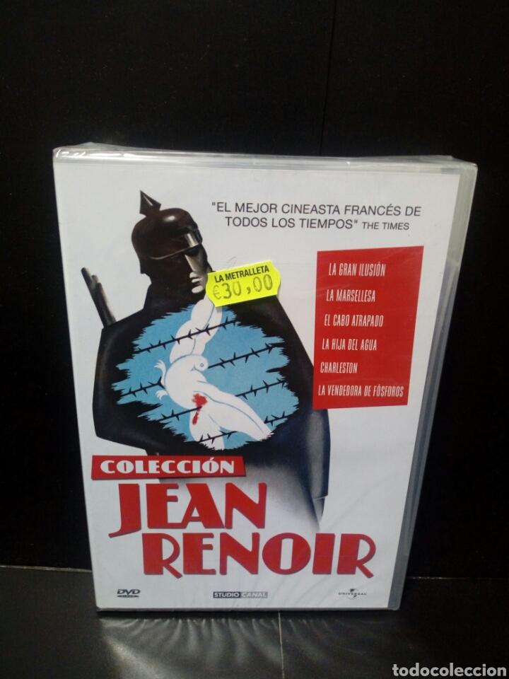 COLECCIÓN JEAN RENOIR DVD (Cine - Películas - DVD)