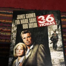 Cine: 36 HORAS - JAMES GARNER DVD. Lote 137832306