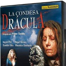Cine: LA CONDESA DRÁCULA - COUNTESS DRACULA (NUEVO). Lote 142566014