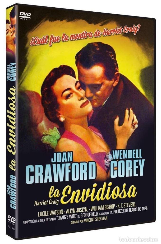 LA ENVIDIOSA - HARRIET CRAIG (NUEVO) (Cine - Películas - DVD)