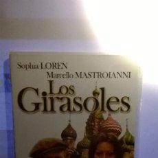 Cine: LOS GIRASOLES DE VITTORIO DE SICA CON MARCELLO MASTROIANNI SOFIA LOREN . Lote 137886386