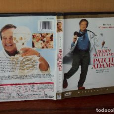 Cinema: PATCH ADAMS - ROBIN WILLIAMS - DIRIGIDA POR TOM SHADYAC - DVD . Lote 137902118