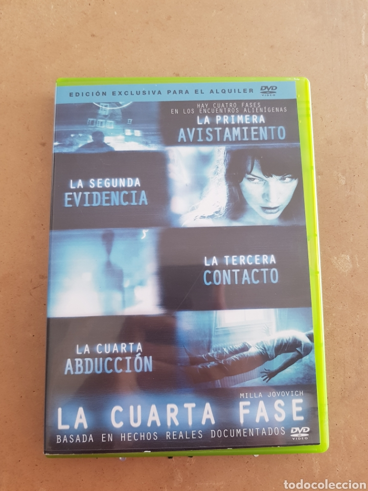v 49) la cuarta fase - dvd procedente de video - Vendido en ...