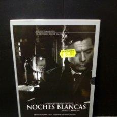 Cine: NOCHES BLANCAS DVD. Lote 138013282