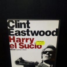 Cine: HARRY SUCIO DVD. Lote 138021912