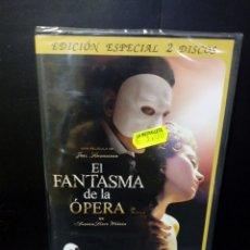 Cine: EL FANTASMA DE LA ÓPERA DVD. Lote 138031102