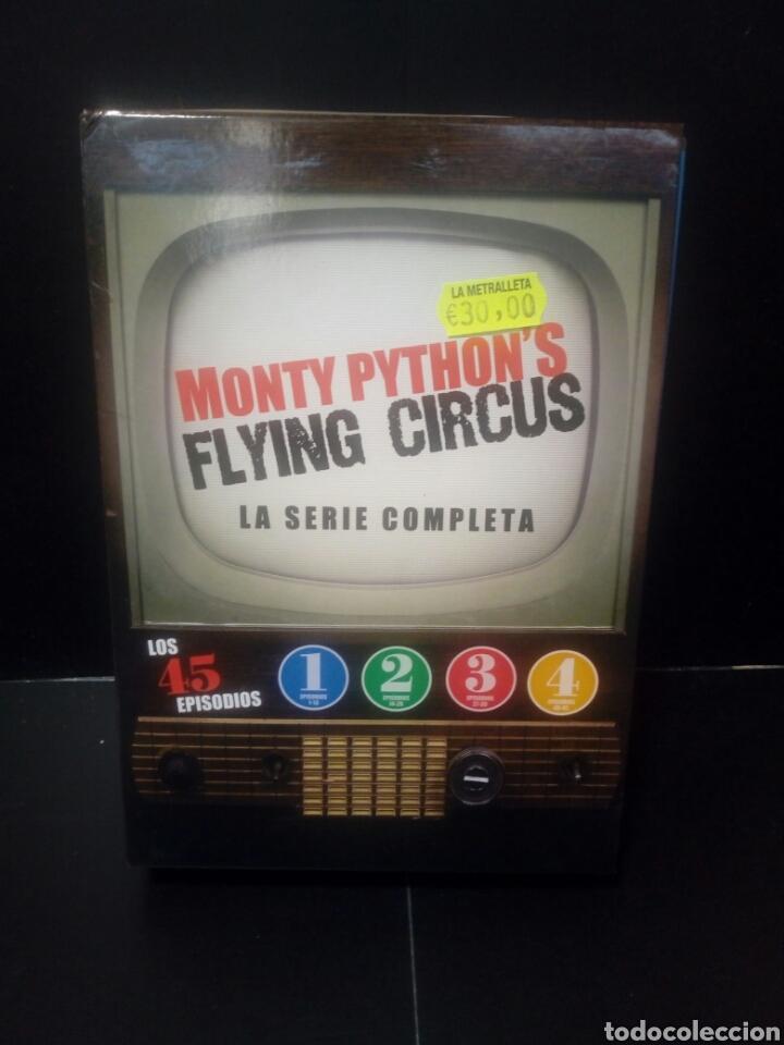 MONTY PYTHON'S-FLYING CIRCUS LA SERIE COMPLETA) (Cine - Películas - DVD)