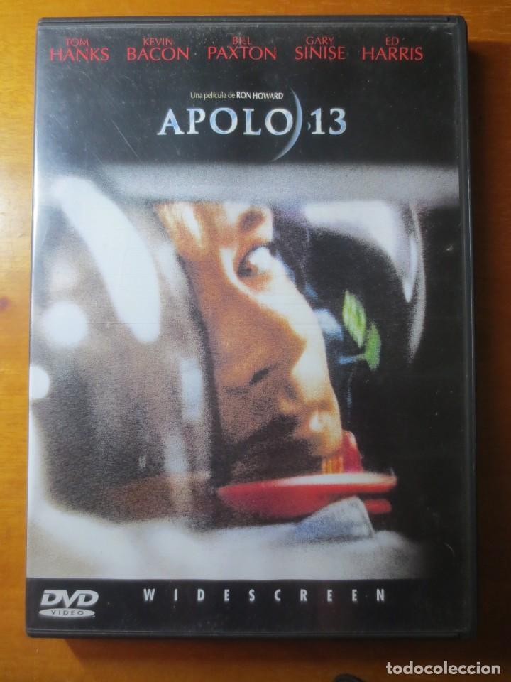 APOLO 13 (DVD) (Cine - Películas - DVD)