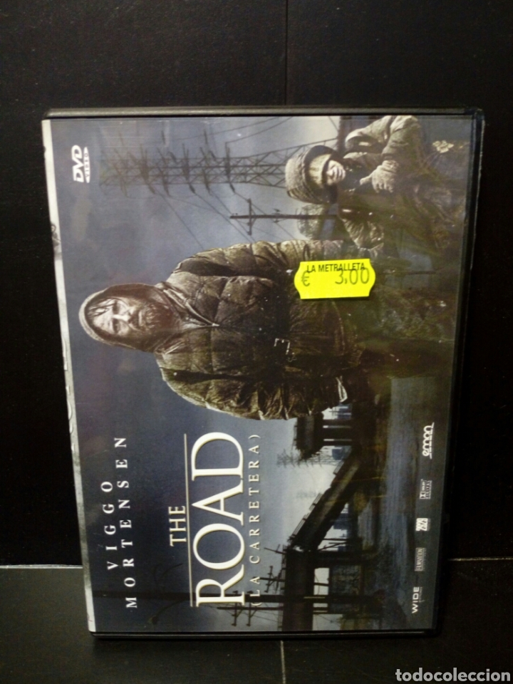 THE ROAD DVD (Cine - Películas - DVD)