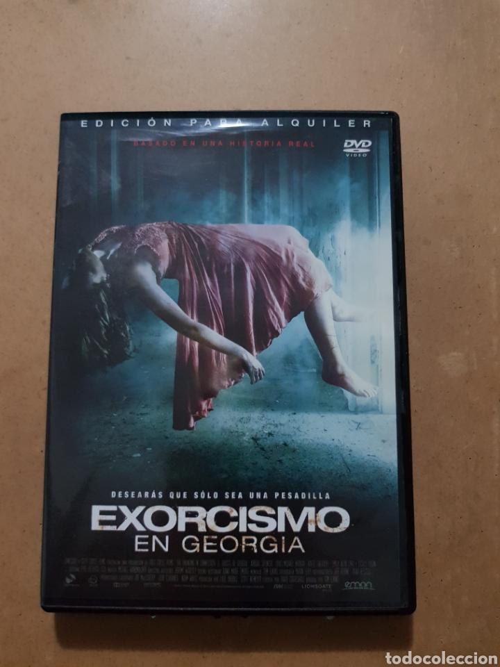 V 51 Exorcismo En Georgia Dvd Procedente De Vendido En Venta Directa 138354220