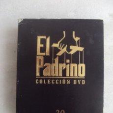 Cine: EL PADRINO, COLECCIÓN DVD 30 ANIVERSARIO.. Lote 138528410