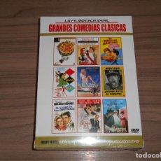 Cine: PACK 10 DVD LA CARRERA DEL SIGLO - EL BAZAR SORPRESAS - LA VUELTA AL MUNDO EN 80 DIAS ETC PRECINTADA. Lote 143152200