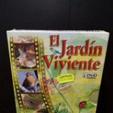 Cine: EL JARDÍN VIVIENTE DVD. Lote 138607690