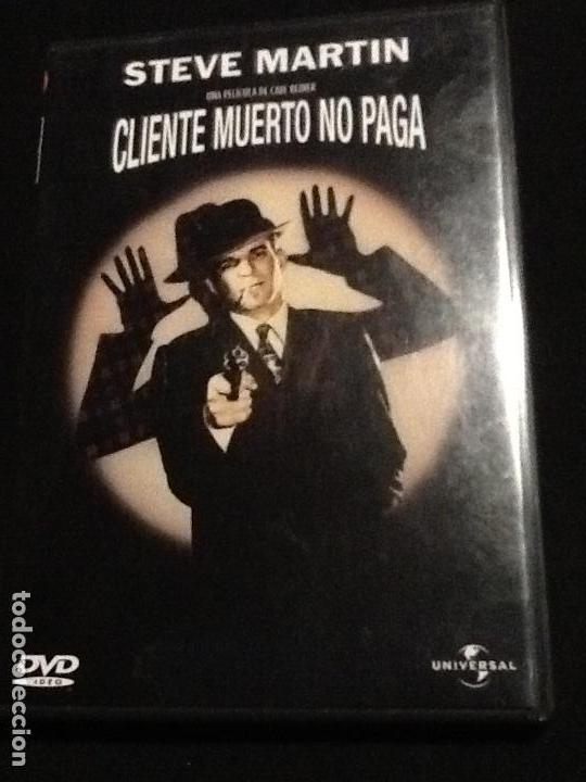 CLIENTE MUERTO NO PAGA DVD (Cine - Películas - DVD)