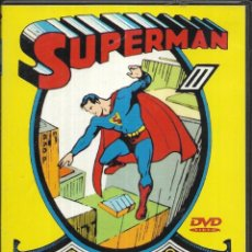 Cine: == DV226 - SUPERMAN II - DIBUJOS ANIMADOS - CD. Lote 138740274