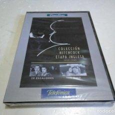 Cine: ALFRED HITCHCOCK 39 ESCALONES THE RING DVD NUEVO PRECINTADO. Lote 138773850